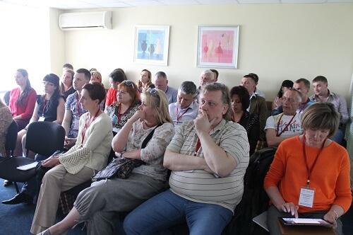 15-16 мая 2015 года в городе Симферополь Республики Крым прошел     учебный   семинар «Основы развития 19ти литрового водного рынка»